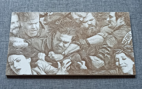 Sons Of Anarchy Engraved on MDF Board - IMG 20210730 1313392