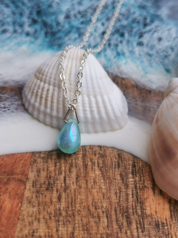 Mermaid Drop Necklace - PSX 20210730 105850 scaled