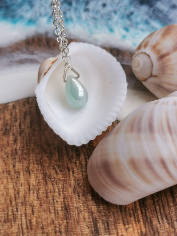 Mermaid Drop Necklace - PSX 20210730 110052 scaled