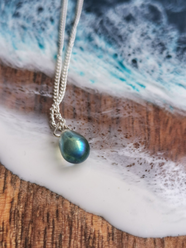 Mermaid Drop Necklace - PSX 20210730 110136 scaled