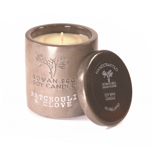 Patchouli and Clove Candle - Patchouli Clove Small 1