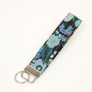 Blue Wildwoods Keychain