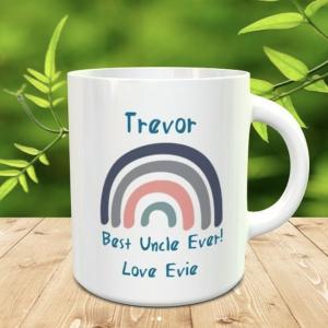 Personalised Best Uncle Mug