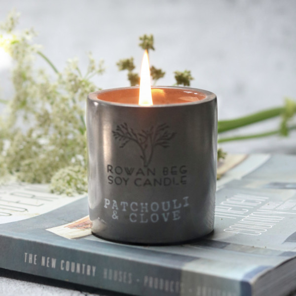 Patchouli and Clove Candle - Urban Patchouli Clove Small