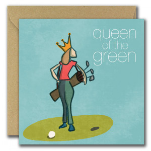 Queen Of The Green Card