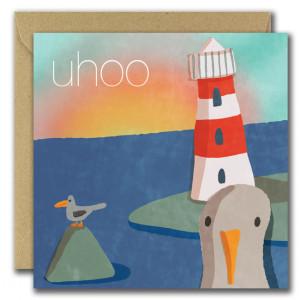 Uhooo Card