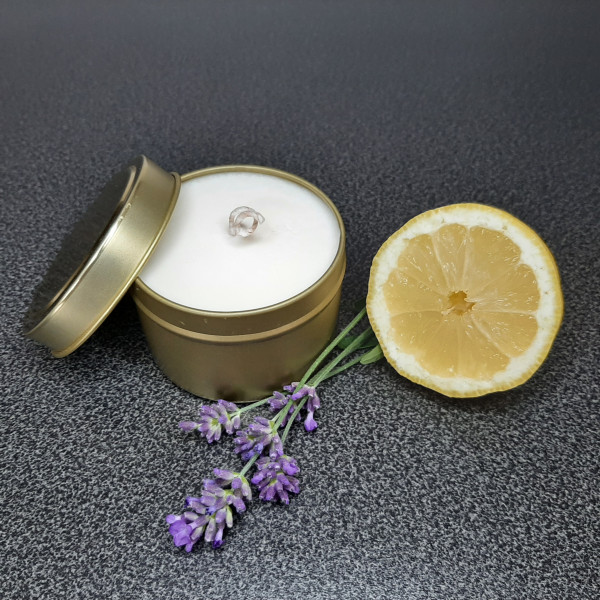 Clear Your Mind Soy Wax Candle - 20210801 095110 scaled