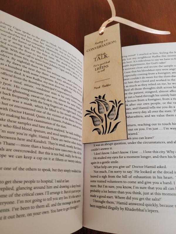 Wooden Handmade Bookmark - 20210810 163929 scaled