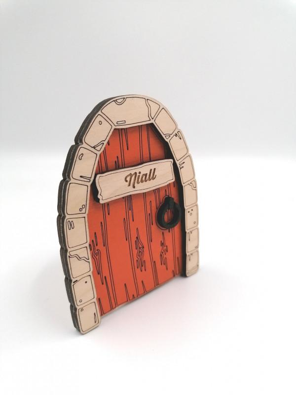 Customised Fairy Door - 3D View