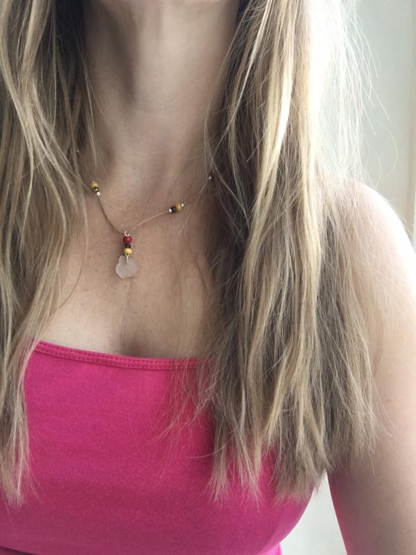 Beaded Sea Glass Necklace - 4E6AAB51 6D13 41E7 8EA6 CE34FFEFD49B scaled