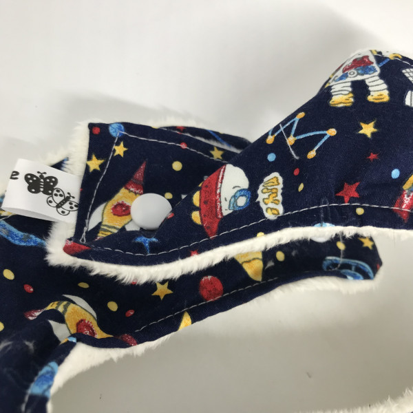 Dummy/ Soother Baby Bib Spaceship - 839F539C 0F1F 4B66 A2CE 9740E71F6D05 scaled