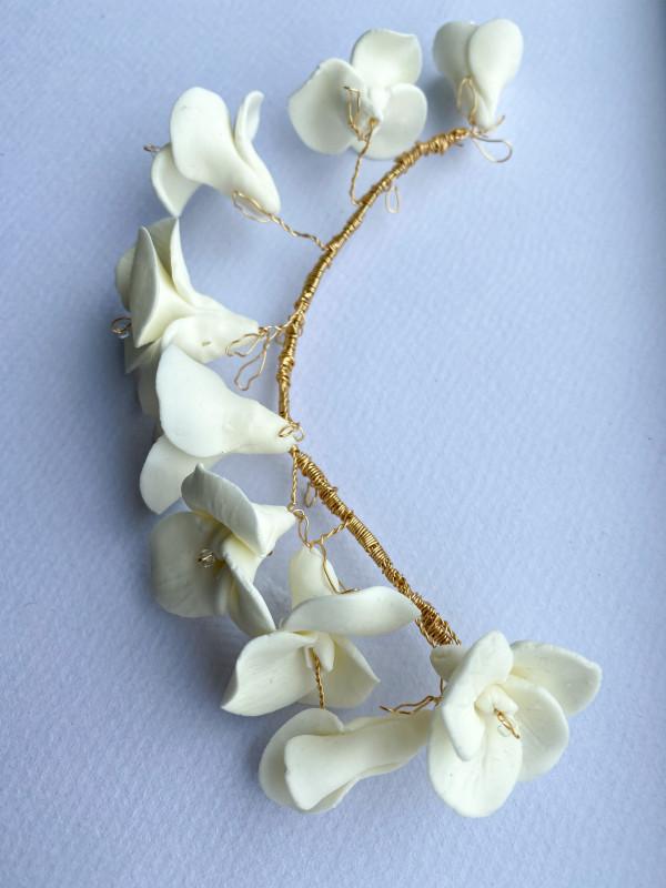 Flower Hairvine
