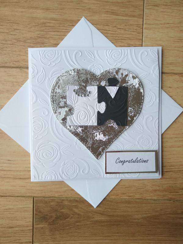 Personalised Wedding Card - Puzzle - IMG 20210408 131034270 scaled