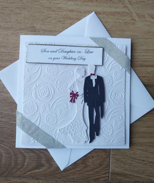 Personalised Wedding Card - Newlyweds - IMG 20210511 1434459563 scaled