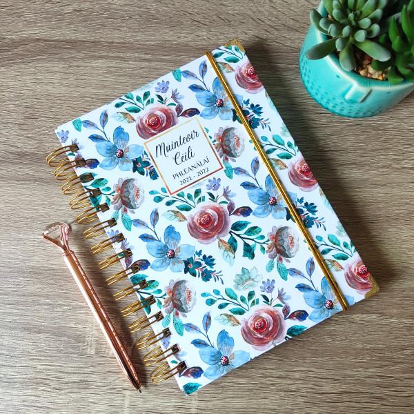 gaeilge planner flowers