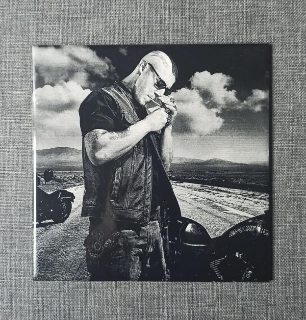 """Sons Of Anarchy Juan Carlos """"Juice"""" Ortiz Engraved on Ceramic Tile"""