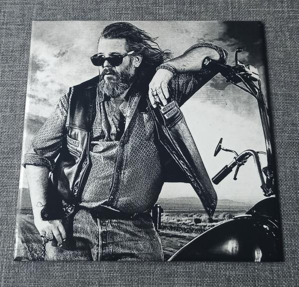 "Sons Of Anarchy Robert ""Bobby"" Munson Engraved on Ceramic Tile - IMG 20210802 1716072"