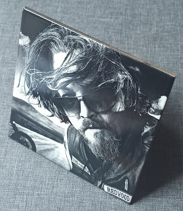 """Sons Of Anarchy Filip """"Chibs"""" Telford Engraved on Ceramic Tile - IMG 20210802 1723112"""