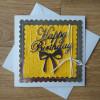 Birthday Card Bow