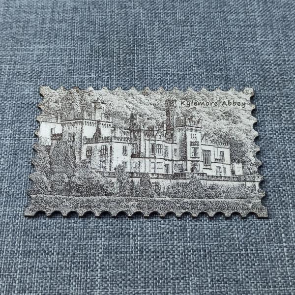 Kylemore Abbey Magnet - IMG 20210824 1804112