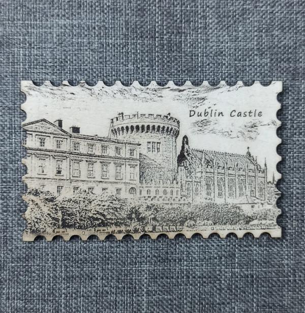 Dublin Castle Magnet