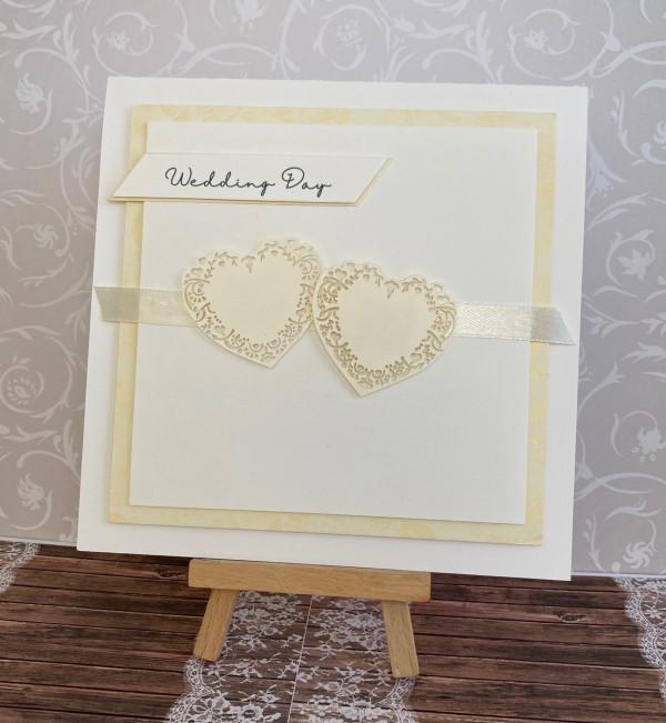 Handmade Wedding Day Card - IMG 4663 1