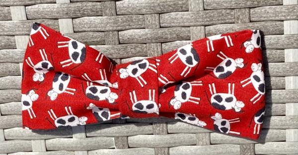 Dog Bow Tie, Cow Crazy - IMG 5782 1