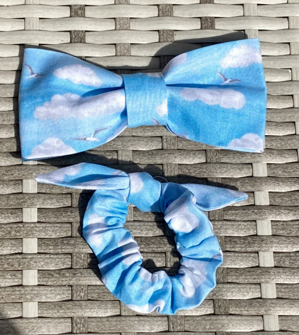 Dog Bow Tie, By The Sea - IMG 5784 1