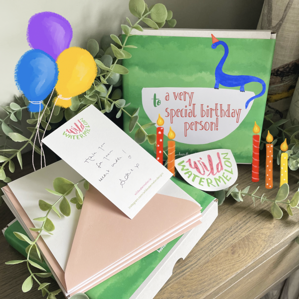 Birthdays Cards Pack