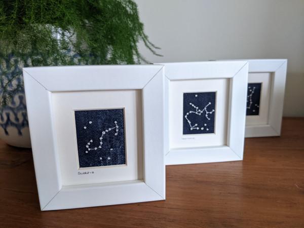 Scorpio Star Constellations Miniature Frame - Scorpio 2 scaled