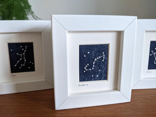 Scorpio Star Constellations Miniature Frame - Scorpio scaled