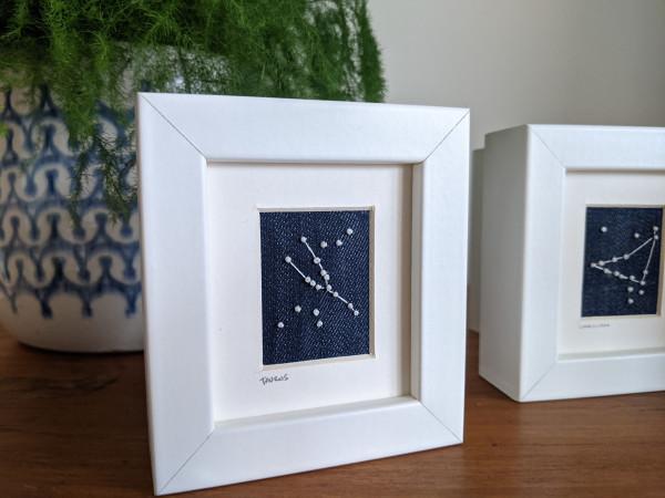 Taurus Star Constellations Miniature Frame - Taurus scaled