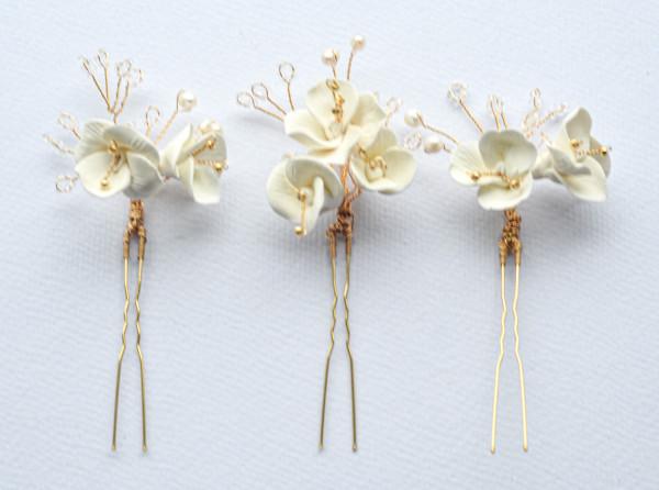 Shona Bridal Hairpins