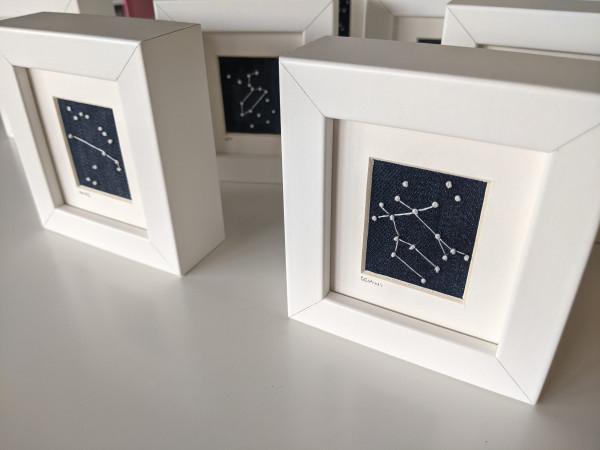 Gemini Star Constellations Miniature Frame - gemini 2 1 1 scaled