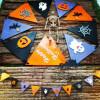 Halloween Flag Bunting