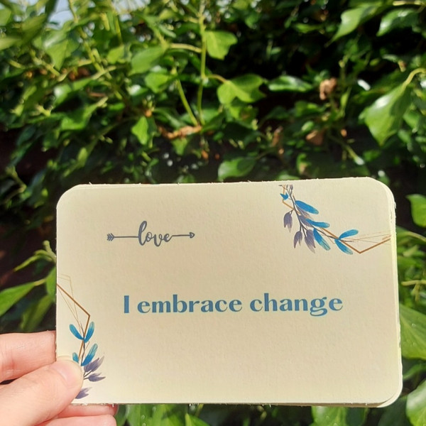 Self-Confidence Cards Personal Growth Affirmations - iMobile6