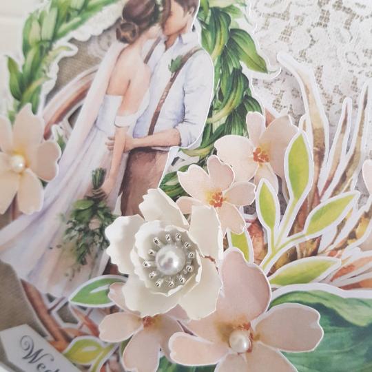 Rustic Handmade Box Wedding Card - pobrane 3