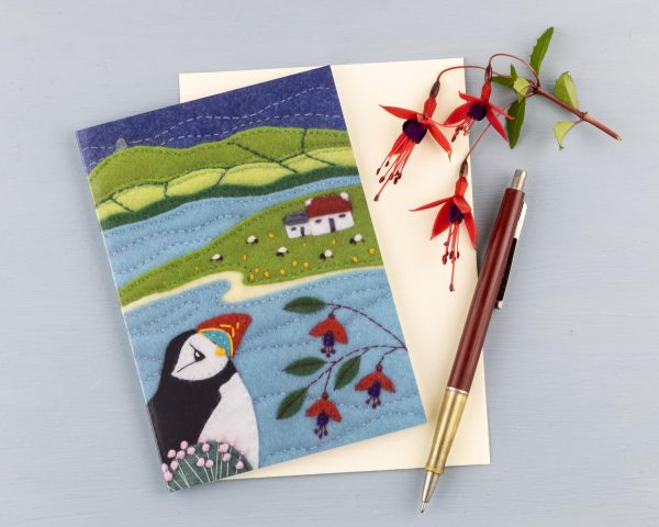 Puffin Greeting Cards Pack of 5 - 14th July 1497 scaled