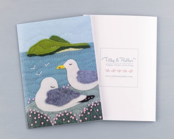 Seagull Greeting Cards Pack of 5 - 14th July 1510 scaled
