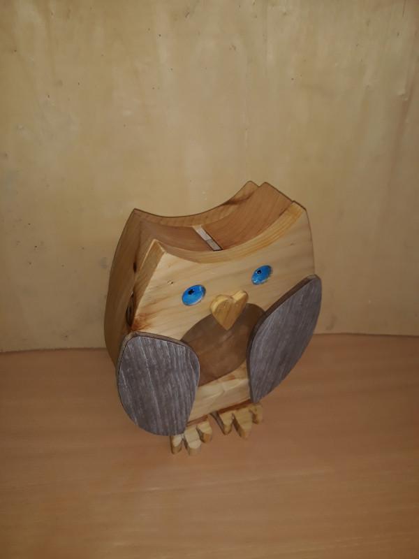 Owl Wooden Money Box - 20210519 164116 scaled