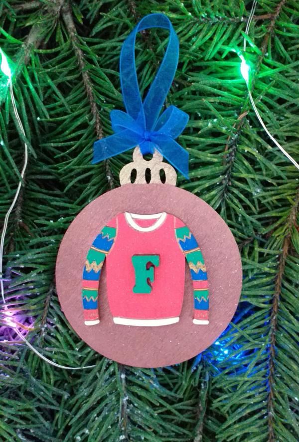 Christmas Jumper Decoration