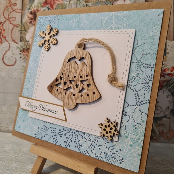 Christmas Bell Card - 20210925 180630 scaled