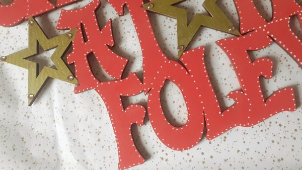Christmas At The .. Sign with Stars - 20210928 102624 scaled