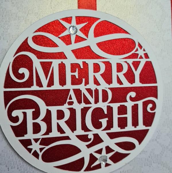 Merry and Bright Xmas Handmade Card - 241359058 1445404759176195 220626724813039279 n