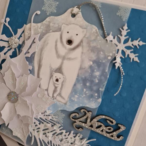 Noel White Winter Time Xmas Card - 241410272 1045528769319289 4341137733844923941 n 1