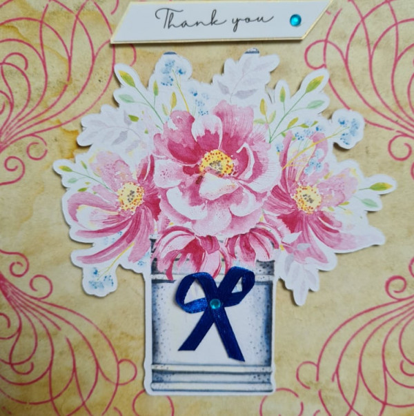 Flowers Thank You Card - 242240976 1047067869463321 7924761925866892956 n