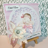 Baby Arrival / Christening Day Card