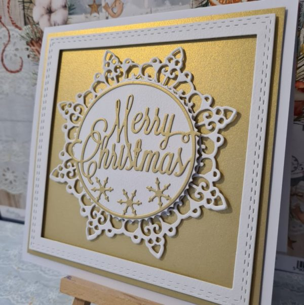 Merry Christmas Handmade Card - 242896952 383827793451685 6509050388320287217 n