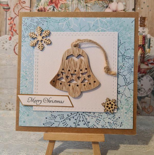Christmas Bell Card