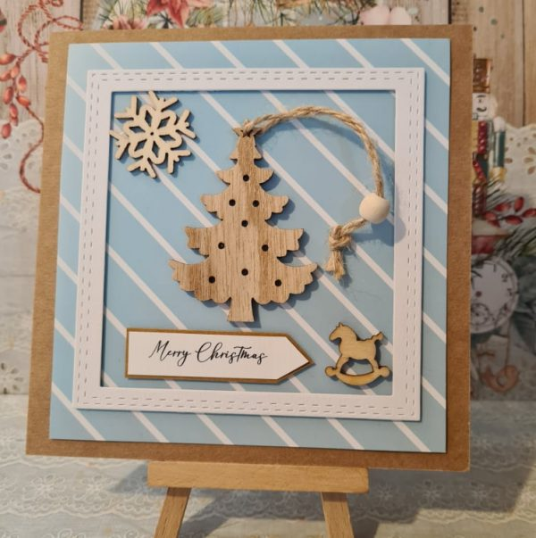 Christmas Tree Merry Christmas Card - 242999364 372517587883330 7892627758182609776 n